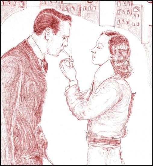 Gary Cooper, Joan Crawford par didgiv